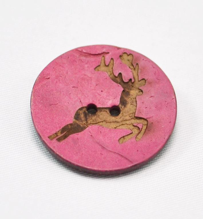 ξυλο καρυδας ελαφι ροζ