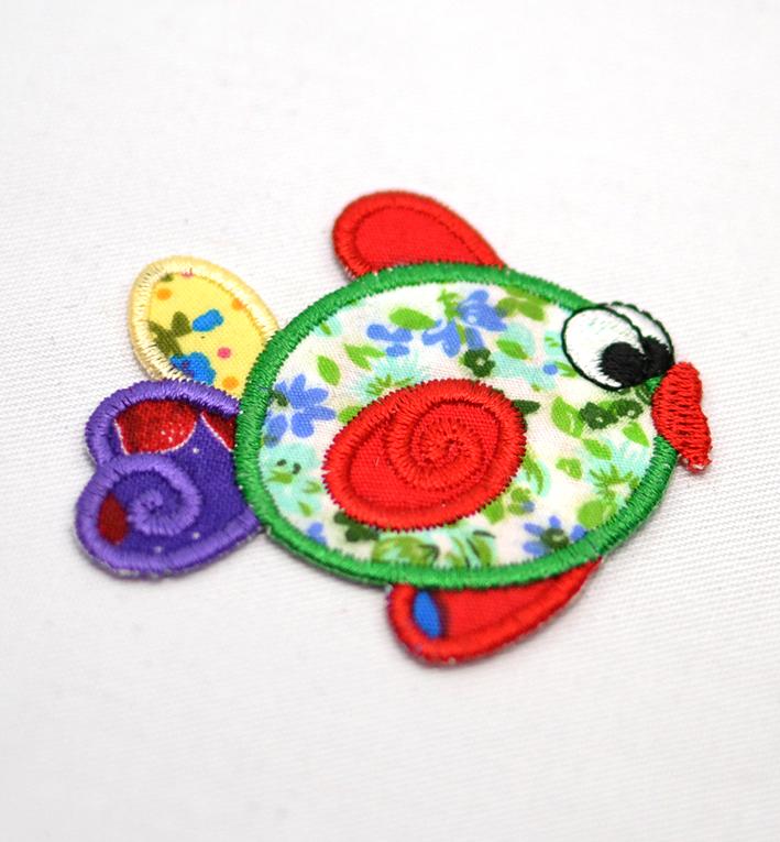 παιδικο μοτιφ ψαρι