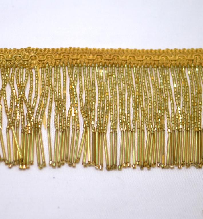 κροσι χρυσο χαντρινο