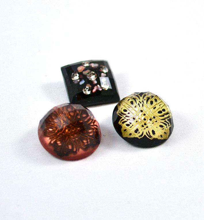 Fashion κουμπιά