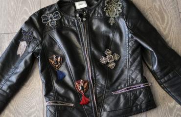 Μετέτρεψε το δερμάτινο jacket σου σε fashion!
